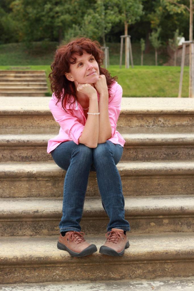 osobní příběh Lucie Víchová, referenční marketing, žijte svůj život, čas, peníze